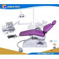 Wholesale Full Computer Control Dental Chair Unit with LCD Viewer , electric dental patient chair from china suppliers