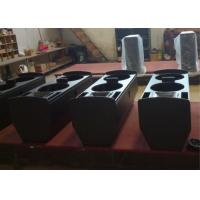 Wholesale Double 15 Inch Powerful PA Speaker System For Multi Functional Hall from china suppliers