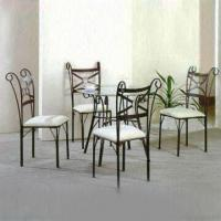 Wholesale Dining Set with Toughened Glass, Handcraft Paint and Foam from china suppliers