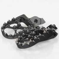 Wholesale Suzuki Aluminum Dirt Bike Foot Pegs Anti Slip Control Motocross Footpegs With High Grip from china suppliers