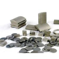 Wholesale Custom Sintered SmCo Magnet with Good Temperature Physical Properties for dynamos, motor from china suppliers
