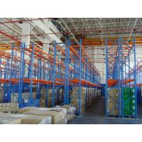 Wholesale Standard Racking Pallet Racking Warehousing Management , 4000mm from china suppliers