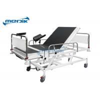 China Simple Type Hospital Delivery Bed Labour Bed For Woman Birthing on sale