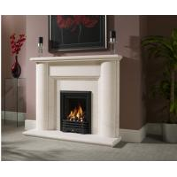 Wholesale Hand carved marble fireplace from china suppliers