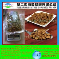 Wholesale Pet dog food making machine,Pet dog food production line from china suppliers