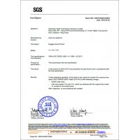 ShenZhen  SWELL Technology Company Limited Certifications
