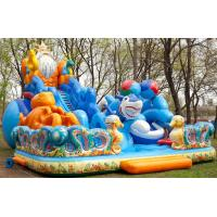 Wholesale Inflatable Funland With  Octopus For Children Amusement Games from china suppliers