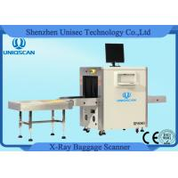 China Multi Energy Medium 600*400 mm X Ray Baggage Scanner With 40AWG Wire Resolution on sale