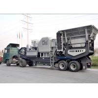 Wholesale Compound Hydraulic Mobile Cone Crusher Plant 3100MM Transportation Width ERM3S1860HP220 from china suppliers