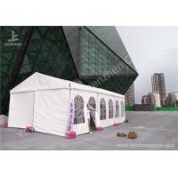 Wholesale Small Commercial Rain Tents For Outdoor Events Ultraviolet Light Resistant from china suppliers