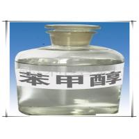 Wholesale Benzyl Alcohol As Adhesive Additives High Purity 99.95% Min Industry Grade from china suppliers