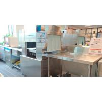 Wholesale Automatic Under Bench Commercial Dishwasher , Commercial Bar Dishwasher from china suppliers