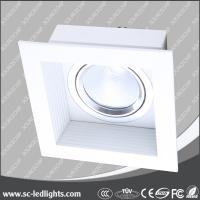 Wholesale 2014 popular square LED downlight modern ceiling light from china suppliers