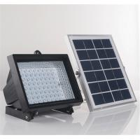 Buy cheap 80LEDs Solar Spot Light Solar Panel Outdoor Security for Lawn Garden Road Pathway Driveway from wholesalers