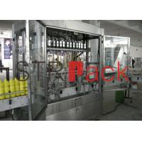 Wholesale Automatic Water Liquid Filling Machine for Sodium Hypochlorite 0.4 - 0.6 MPa from china suppliers