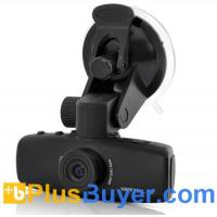 Wholesale Full HD 1080p Car DVR with 1.5 Inch LCD (G-Sensor, 120 Degree Wide Angle, Motion Detection) from china suppliers
