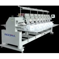 Wholesale 8 Head High Speed Tubular Embroidery Machine , embroidery machine for hats from china suppliers