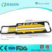 Wholesale Carbon Fiber Adjustable Scoop Style Stretcher Lightweight with Belts from china suppliers