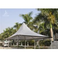 Wholesale Outdoor No Wall Cover Pressed Aluminum Alloy Frame High Peak Tents from china suppliers