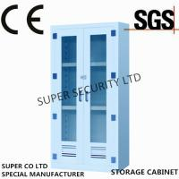 Wholesale Hospital / Lab Polypropylene acid chemical Storage Cabinet 250litre capacity from china suppliers