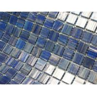 Wholesale Blue mixed swimming pool tile for sale from china suppliers
