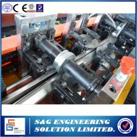 Wholesale 40mm Octagonal Pipe Roll Forming Machine Gcr12MoV Quenched Roller from china suppliers