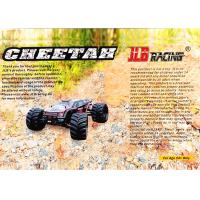 Wholesale 4WD Off Road Brushless Electric RC Car Tough Suspension Powerful from china suppliers