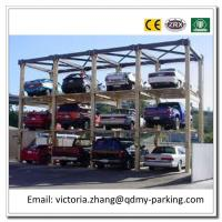 Wholesale 3 Levels Stacker Multilevel Parking System Automatic Vertical Stacker Car ParkingEquipment from china suppliers