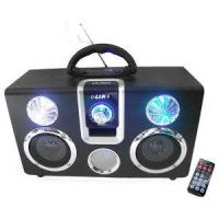 Wholesale Large Woodiness Speaker Portable for Travel Music Box (UK-R20A) from china suppliers