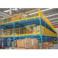Wholesale Heavy Duty Warehouse Multi-tier Steel Platform from china suppliers