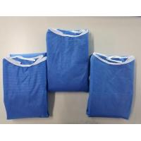 Wholesale Fluid Resistance Comfortable Blue Surgical Gowns Long Sleeve from china suppliers