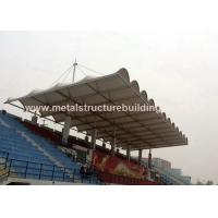 Wholesale Aluminum Window Prefabricated Steel Structures Round Steel Brace For Stadium from china suppliers