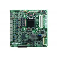 Wholesale Intel B75 chipsets 6 LAN Motherboard For Firewall appliance mainboard from china suppliers