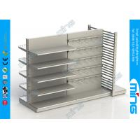 Wholesale South American Style Shopping Mall Supermarket Shelves Heavy Duty from china suppliers