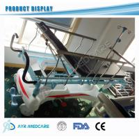 Multi Function Emergency Stretcher With Height Adjust Backup Battery
