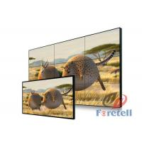 Wholesale Thin Bezel Monitor Multi Screen Video Wall 3x3 , Lg Large Format Display RS232 Remote Control from china suppliers
