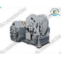 Wholesale Φ120 / 140 10 Ton Marine Windlass For Machinery Deck Equipment from china suppliers