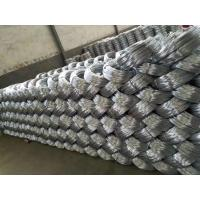 Buy cheap 20 Gauge Galvanized Iron Wire Binding / Low Carbon Steel Hexagonal Wire Mesh from wholesalers