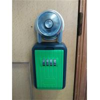 Wholesale Combination Metal Portable Lock Box For Keys , Pocket Home Key Lock Box from china suppliers