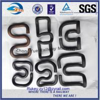 Wholesale Custom SKL Crane Rail Clips E Clips Fasteners With Oxide Sprayed from china suppliers