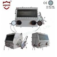 Wholesale Stainless Steel Laboratory Glove Box / Anaerobic Glove Box Medical Equipment from china suppliers