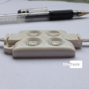 Quality ABS DIE LED light module in 0.96W waterproof IP67 for sale