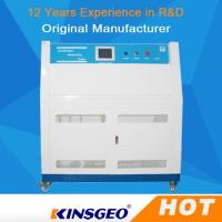 Wholesale 1 phase, 220V/50Hz /±10% 5KW Power 304# Stainless Steel UV Aging Tester With PID SSR Control from china suppliers