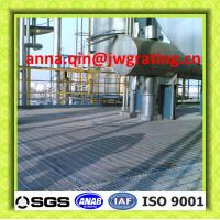 Wholesale high quality industrial platform grating manufacturer from china suppliers