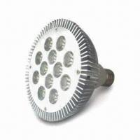 Wholesale High-power 12-piece Cree LED Par Light with 90 to 254V AC Voltages and 17W Power from china suppliers