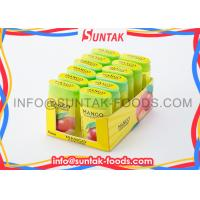 Quality OEM Sour Fruit Candy In Plastic Dispenser Custom Logo Promotional Candy for sale