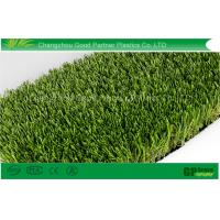 Buy cheap 22mm Dtex10500 C-Shape Olive Fake Turf Grass Carpet with Thick Blade from wholesalers