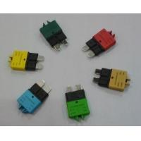 Wholesale OEM Bimetal Temperature Switch Normal Closed Circuit Breaker 15A For TV Protected from china suppliers