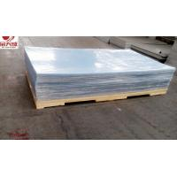 Wholesale Waterproof Flexible Clear PVC Sheet , UV Proof Rough Translucent Plastic Sheet from china suppliers