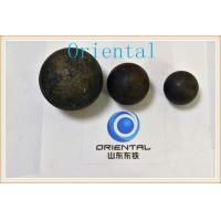 Wholesale High hardness Grinding Media Steel Balls 20mm-100mm , milling media ball from china suppliers